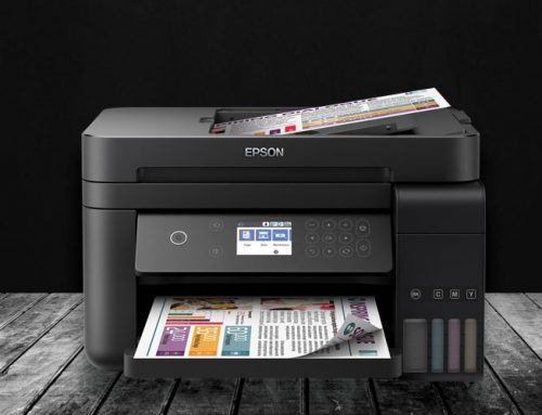Epson ITS EcoTank L6170: Το τέλος των ink cartridges!