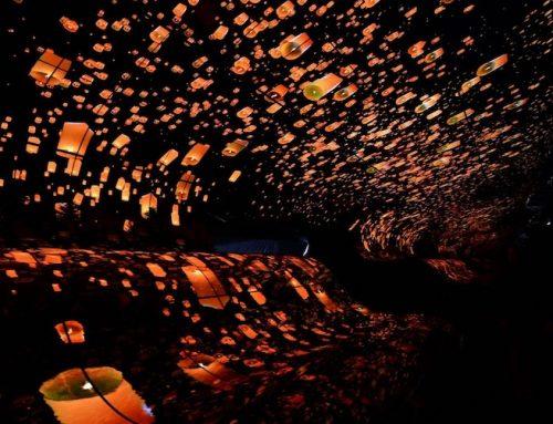 Το digital signage installation 'LG OLED FALLS' κλέβει τις εντυπώσεις