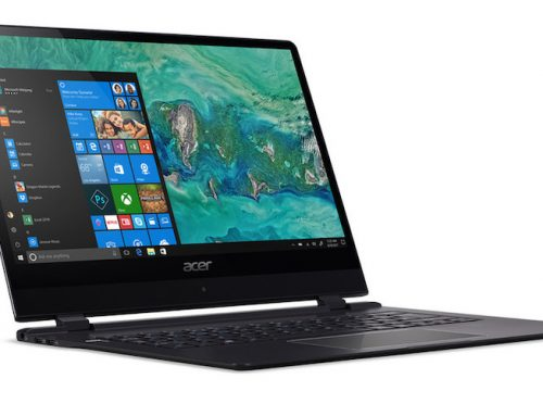 Acer: Το νέο Swift 7 με compact design και απίστευτη αναλογία screen-to-body