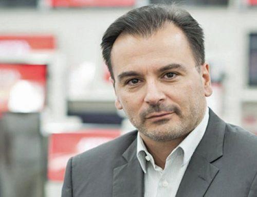 O Δημήτρης Κατραβάς  Deputy CEO στην ΜLS Innovation Inc