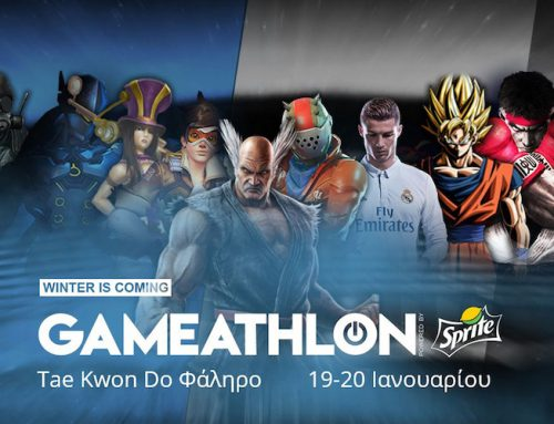 Gameathlon Winter 2019