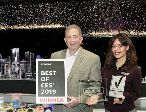 Η LG έλαβε πάνω από 140 CES Awards και τιμητικές διακρίσεις