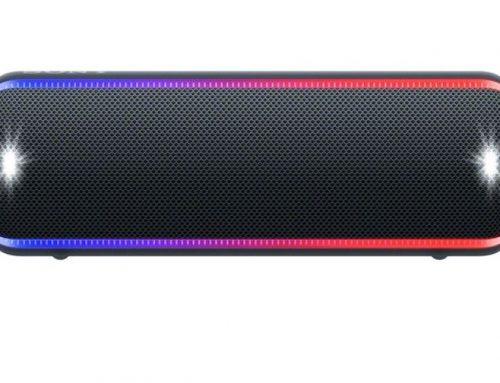 Η νέα σειρά ηχείων EXTRA BASS της Sony δίνει ζωή στο πάρτι σας με δυνατό ήχο