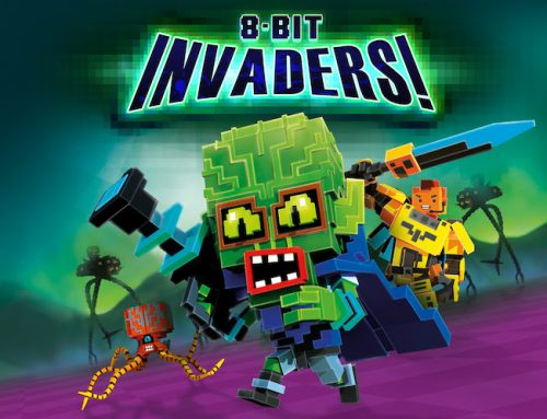 Το sci-fi RTS «8-Bit Invaders» της Petroglyph εισβάλει στα γήινα καταστήματα τον Φλεβάρη
