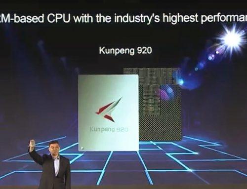 Η Huawei παρουσιάζει τον υψηλής απόδοσης επεξεργαστή Kunpeng 920