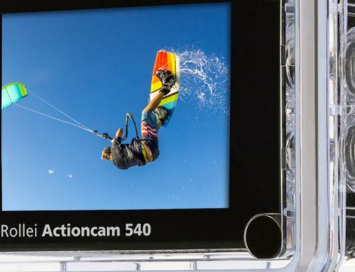 Γνωρίστε τη νέα κάμερα δράσης Rollei action camera 540