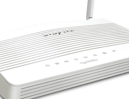 DrayTek Vigor2926L: Έρχεται η νέα σειρά LTE routers με διπλή υποδοχή SIM
