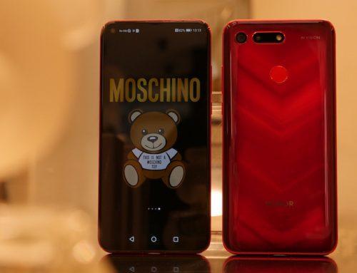 Honor & Moschino: Τεχνολογία HONOR με Μοschino Design!