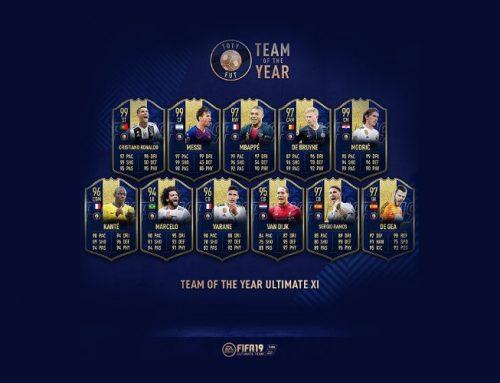 FIFA19: Η κάρτα TOTY του Μόντριτς είναι η ισχυρότερη στην ιστορία!