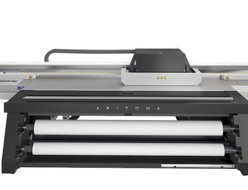 Η Canon παρουσιάζει τη νέα σειρά επίπεδων εκτυπωτών Océ Arizona 1300