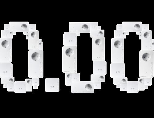 devolo: 40 εκατομμύρια προσαρμογείς powerline