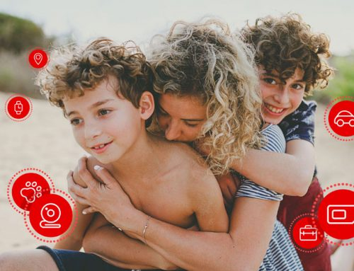V by Vodafone: «Φύλακας άγγελος» για ό,τι πολυτιμότερο έχετε!