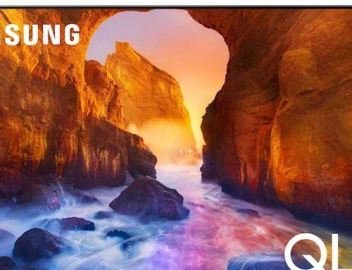 Η Samsung Electronics λανσάρει την νέα σειρά QLED τηλεοράσεων