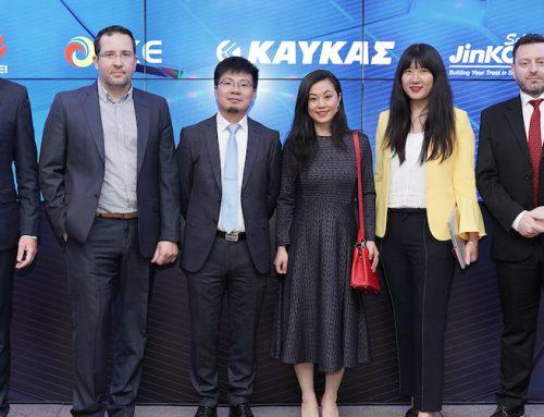 Συνεργασία της Β. ΚΑΥΚΑΣ Α.Ε. με την Huawei στον κλάδο των φωτοβολταϊκών