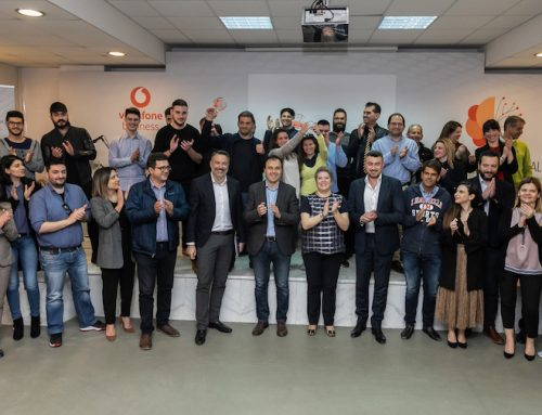 Trikala Innovation Challenge enabled by Vodafone Business