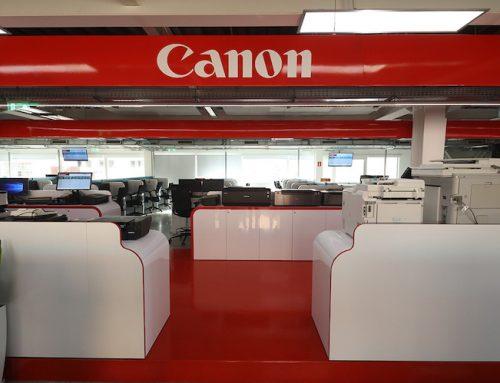 H Canon συμπληρώνει 2 χρόνια λειτουργίας του ευρωπαϊκού Κέντρου Προϊόντικής Υποστήριξης στην Ελλάδα