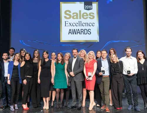 COSMOTE e-Value: 4 βραβεία στα Sales Excellence Awards 2019