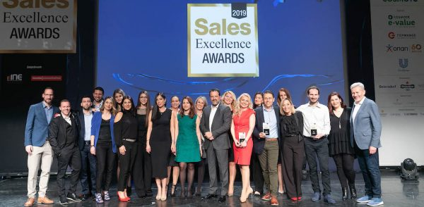 45e71f3b12 COSMOTE e-Value  4 βραβεία στα Sales Excellence Awards 2019 ...