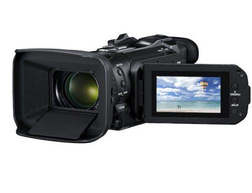 H Canon ανακοινώνει 5 νέες βιντεοκάμερες 4Κ