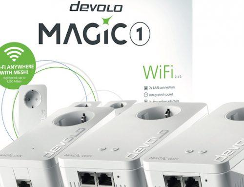 devolo Magic 1: Mesh-WiFi και Powerline με ταχύτητες έως και 1.200 Mbps
