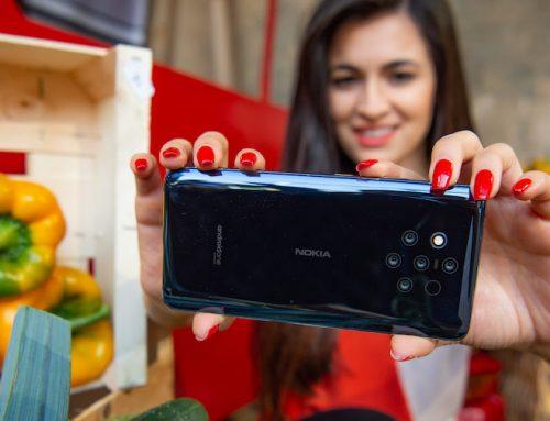 Tο Nokia 9 PureView, το πρώτο smartphone στον κόσμο με πέντε κάμερες