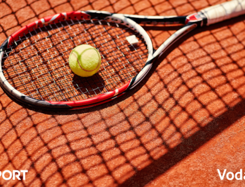 Το Vodafone TV σε στέλνει στο Roland- Garros για να ζήσεις τη μαγεία του παριζιάνικου τουρνουά τένις!