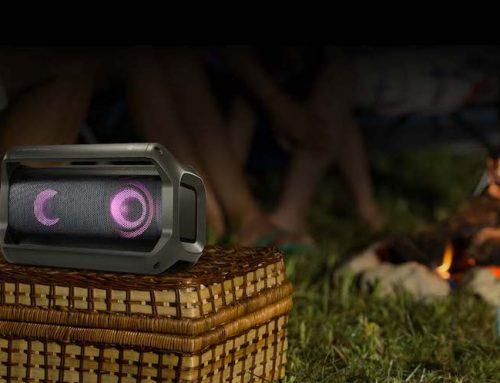 Τα φορητά ηχεία LG XBoom Go συνοδεύουν τις ανοιξιάτικες αποδράσεις σας