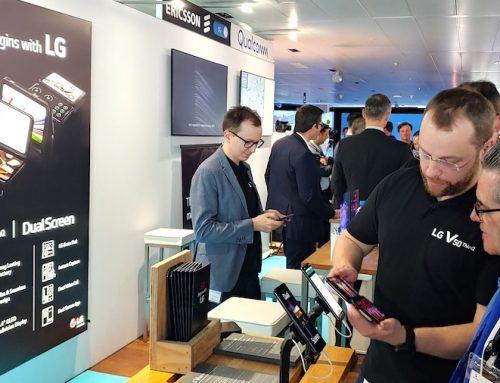 Η LG συνεργάζεται με τη Swisscom για να φέρουν το 5G στην Ευρώπη