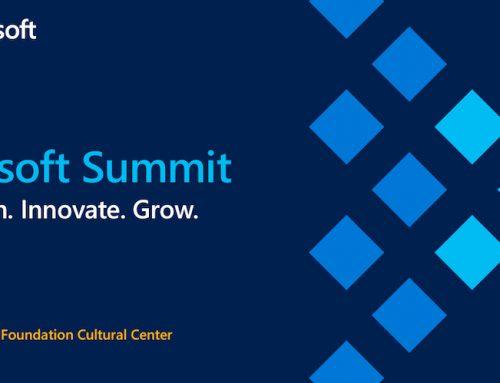 """4ο Microsoft Summit """"Transform. Innovate. Grow."""""""