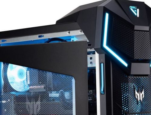 "Acer Predator Orion 5000 gaming desktop και νέα gaming οθόνη 43""!"