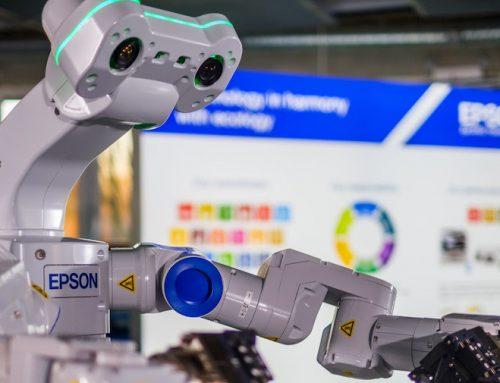 Ανακοινώθηκαν οι νικητές του διαγωνισμού «Win-A-Robot» της Epson