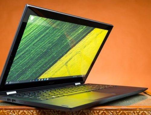 Η Acer εκσυγχρονίζει το notebook Spin 3