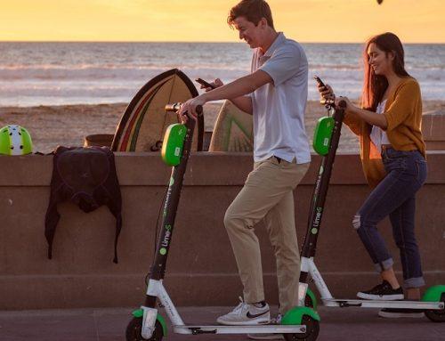 Η Lime δοκιμάζει στο Παρίσι εναλλάξιμες μπαταρίες