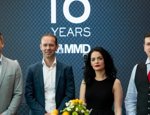 MMD και AOC γιόρτασαν τα 10 χρόνια