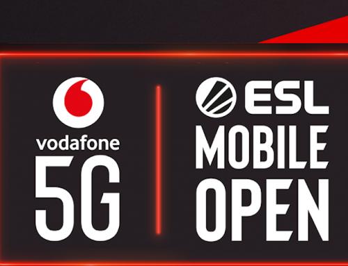 Vodafone και ESL διοργανώνουν  το πρώτο παγκόσμιο 5G τουρνουά mobile esports