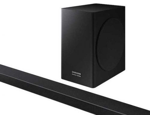 Νέα σειρά Q Soundbars από τη Samsung βελτιστοποιημένη για QLED τηλεοράσεις