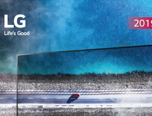 Δωρεάν επέκταση της εγγύησης για τρία έτη  για την premium σειρά τηλεοράσεων LG OLED AI ThinQ