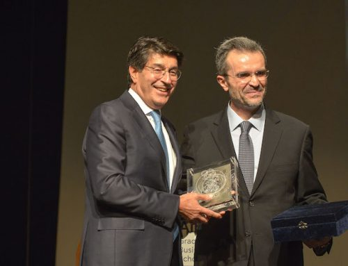 To Alba Graduate Business School απονέμει το 5o Business Unusual Award στον Θεόδωρο Φέσσα