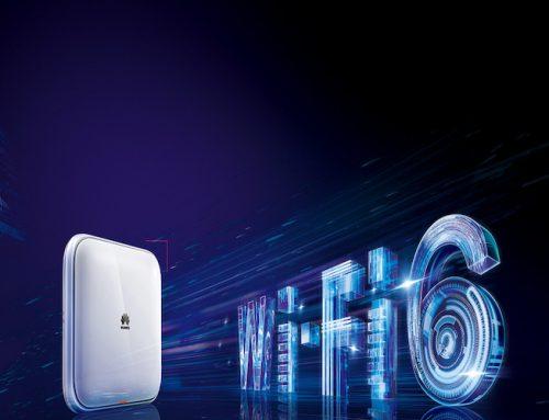 Η Huawei παρουσιάζει το AirEngine ως νέα Wi-Fi μάρκα