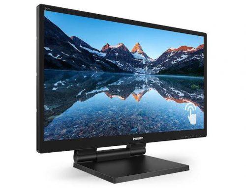 Η MMD παρουσιάζει τη διαδραστική οθόνη Philips 242B9T με SmoothTouch