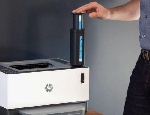 Η HP λανσάρει τον laser εκτυπωτή με ενσωματωμένα δοχεία αναλωσίμου