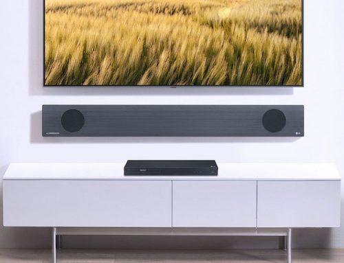 Ήχος εξαιρετικής ποιότητας και απεριόριστες δυνατότητες από τη νέα σειρά Sound Bars της LG