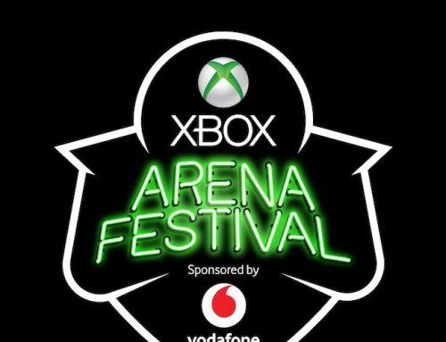 H Lenovo στο 4o Χbox Arena Festival by Vodafone