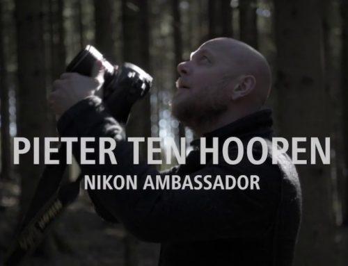 Ο πρεσβευτής της Nikon Pieter Ten Hoopen καταγράφει ιστορίες αγάπης