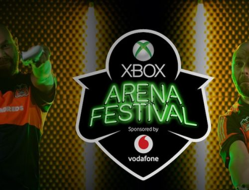 Ο Μιχάλης Stavento Live στο Xbox Arena Festival Sponsored by Vodafone