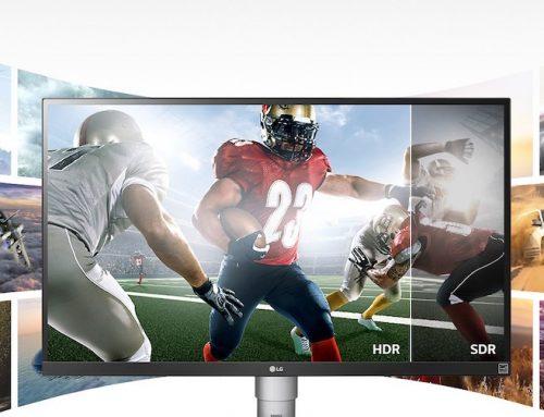 Έφτασε η εποχή του UHD 4K HDR με τις νέες LG IPS οθόνες