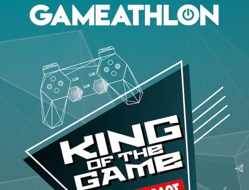 Ο Κωτσόβολος επίσημος Retail Partner στη φετινή διοργάνωση Gameathlon powered by Sprite KING OF THE GAME