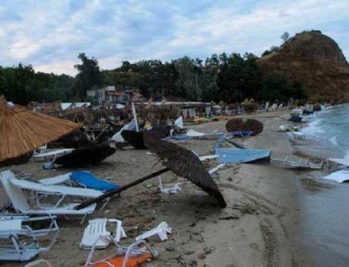 Η Wind κοντά στους πληγέντες της Χαλκιδικής