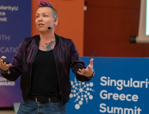 "Το SingularityU Greece Summit επιστρέφει! ""Vision Forward"""