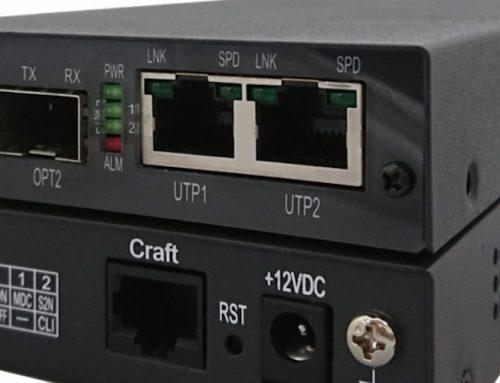Η LEXIS παρουσιάζει τη νέα σειρά Dual Port Media Converter, ENTU 773, της TAINET